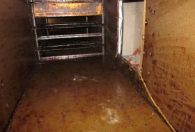 厨房ダクト清掃