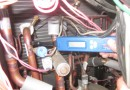 室外機吸入管温度測定