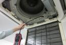 室内機冷媒ガス漏れ検査