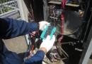 室外機電流測定